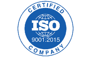ISO 9001 Certification Logo for Mindy Support Outsourcing