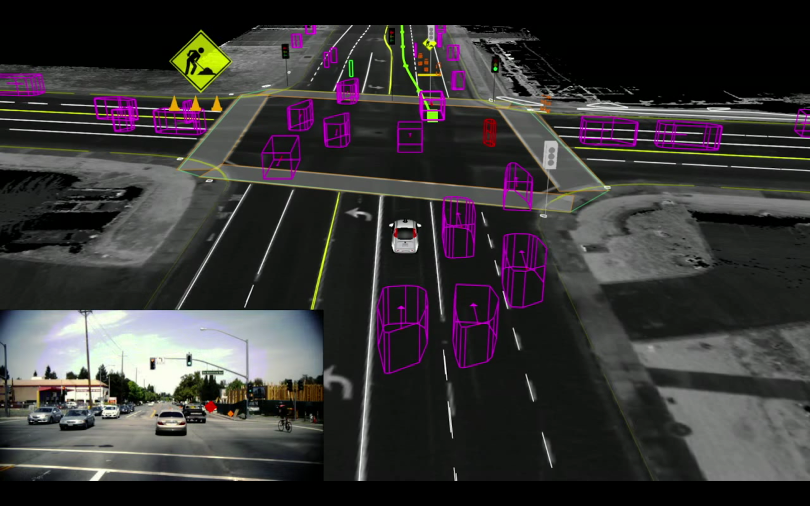 How Machine Learning in Automotive Makes Self-Driving Cars a