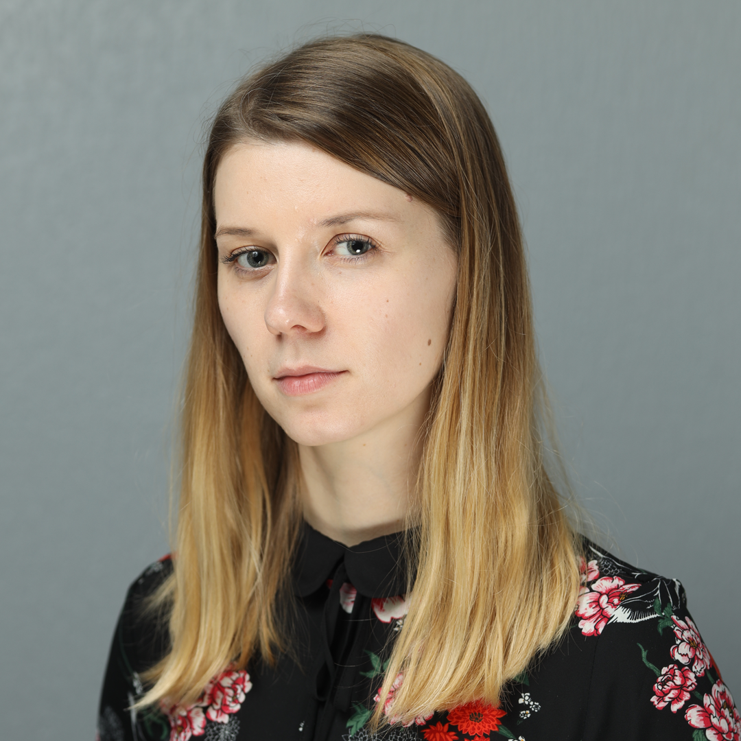 Anastasia Budkina